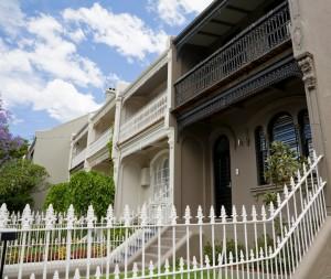 Victorian Terrace in Sydney
