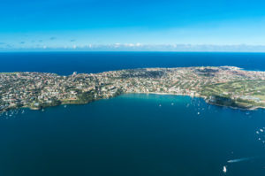 Aerial view of Watsons Bay