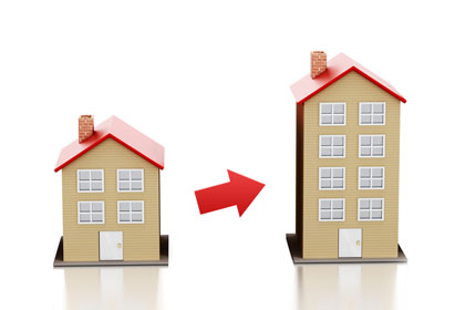 increase investment property return
