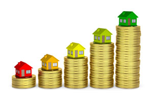 save deposit for investment homes