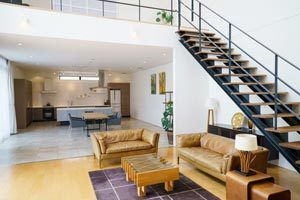 loft type property