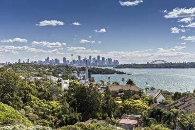Sydney's Eastern suburbs