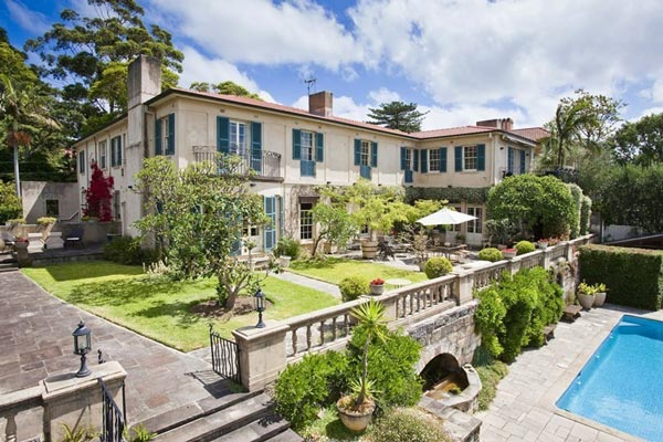 Bellevue Hill mansion