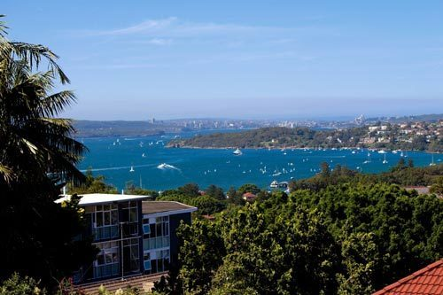 Bellevue Hill in Sydney