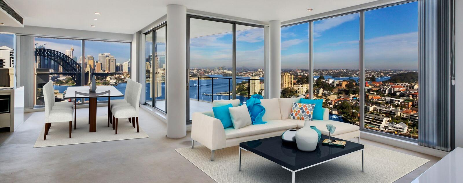 Sydney apartment purchased by buyers agent