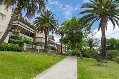 Cremorne Point property