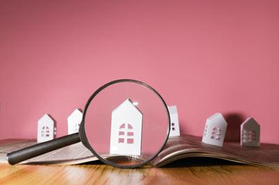 finding hidden property