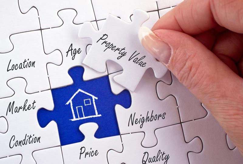 A buyers agent knows the real property value