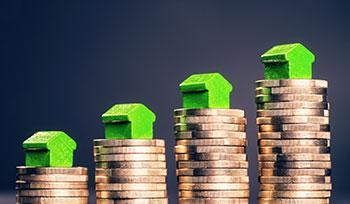 house prices increasing