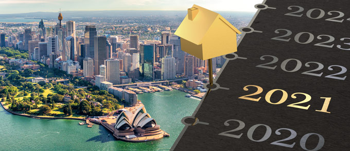 Sydney property market forecast for 2021